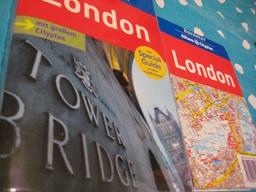 Baedeker Allianz Reiseführer London mit großem Cityplan