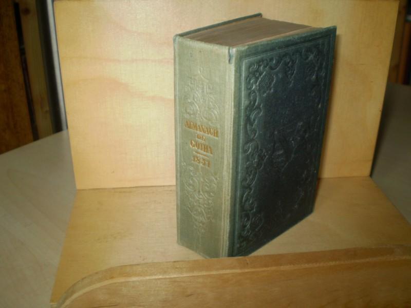 Almanach de Gotha. Annuaire diplomatique et statistique pour l