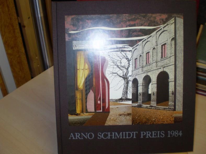 Arno Schmidt Preis 1984 für Wolfgang Koeppen. EA.