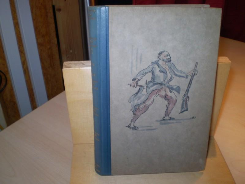 Tartarin aus Tarascon. Übersetzung von Ernst Weiss. EA (Weiss).