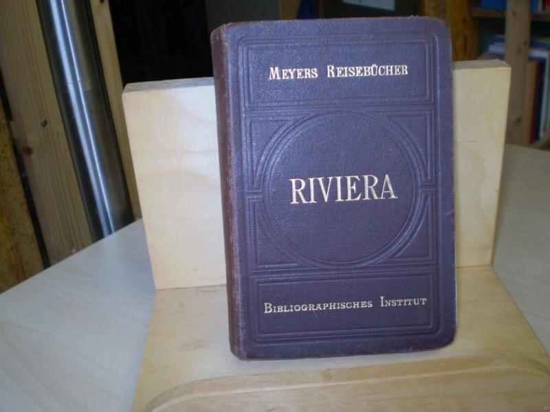 Riviera, Südfrankreich, Korsika, Algerien und Tunis. 7. Auflage.