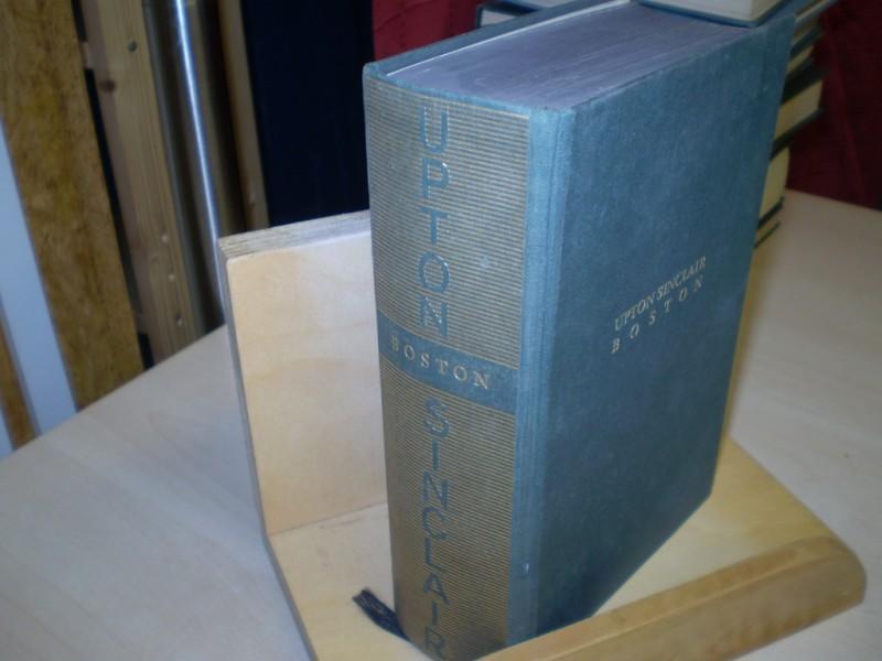Boston. Roman. Übersetzung von Paul Baudisch. Dt. EA.