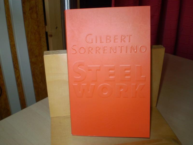 Steelwork. Ein Brooklyn-Roman. Aus dem Amerikanischen von Joachim Kalka. Limitierte Sonderausgabe in Lizenz des Maro-Verlags.