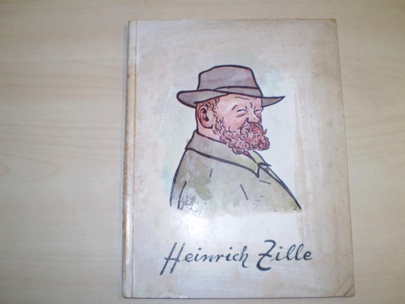 Zille, Heinrich: Vier Lebensalter. Bilder. EA.