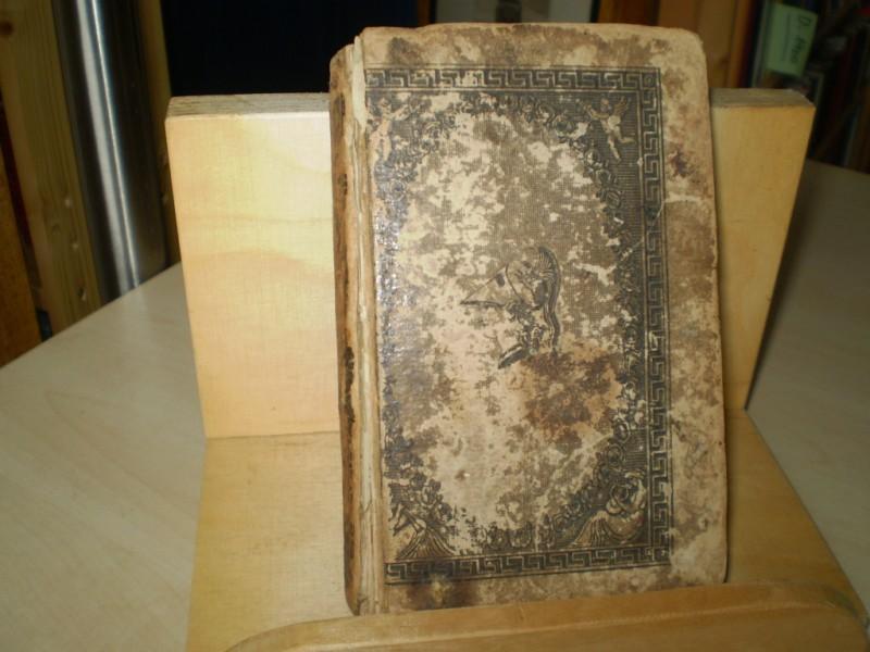 MINERVA. Taschenbuch für das Jahr 1812. vierter Jahrgang.