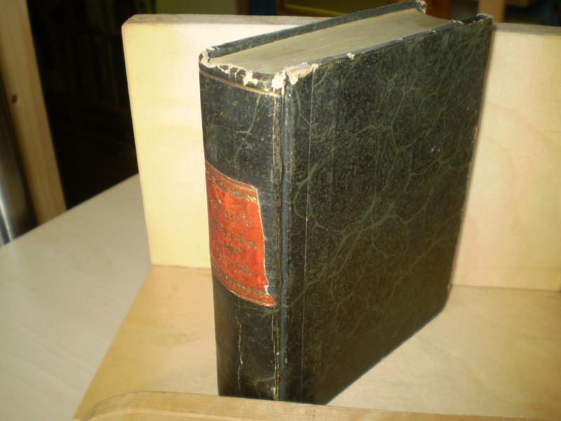 Werke; Briefe; Briefe an Atticus. 33. Bändchen; 13. Bändchen; 14. Buch und 15. zur Hälfte. In einem Buch. Übersetzt von Georg Heinrich Moser.