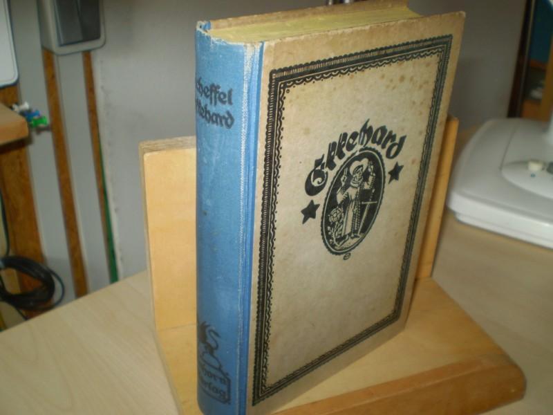 Scheffel, Joseph Viktor von. EKKEHARD. Eine Geschichte aus dem zehnten Jahrhundert.