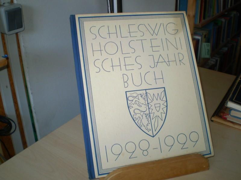 Sauermann, Ernst. Schleswig-Holsteinisches Jahrbuch für 1928/1929. 18. Jahrgang - Das Thaulow-Museum in Kiel.