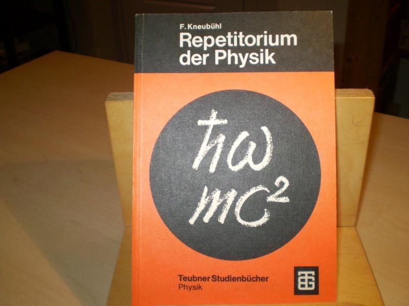 REPETITORIUM DER PHYSIK.