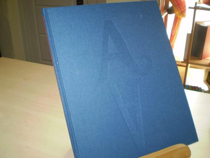Alfredo Arribas Arquitectos Asociados. Werke/ Works 1991- 1995. [ Katalog zur Ausstellung/ Frankfurt am Main 1995]