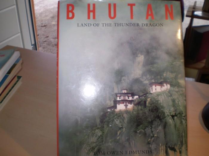 BHUTAN. Land of the Thunder Dragon.