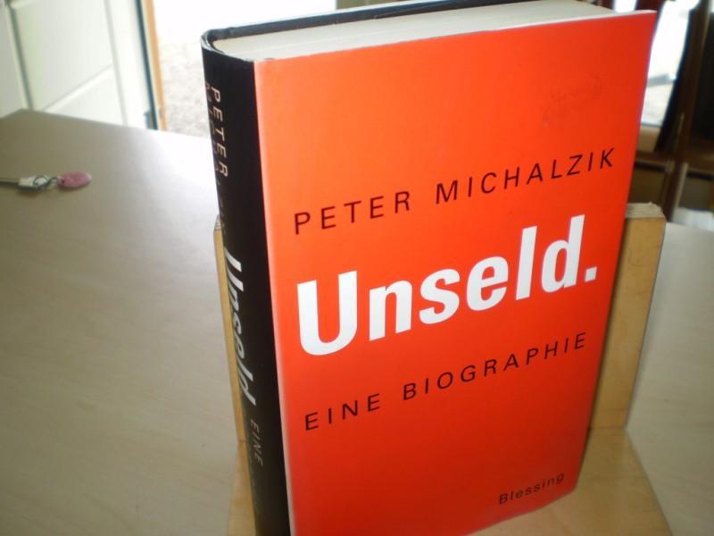 UNSELD. Eine Biographie.