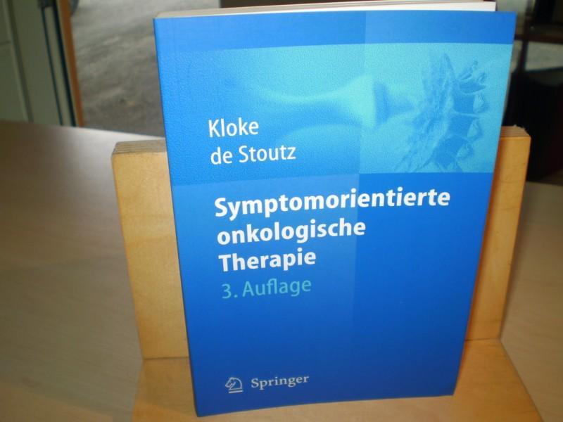 SYMPTOMORIENTIERTE ONKOLOGISCHE THERAPIE. Ein Leitfaden zur pharmakologischen Behandlung. 3. Aufl.