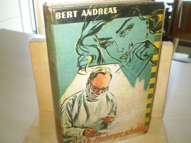 IST DR. AMBERGER SCHULDIG? Arztroman.