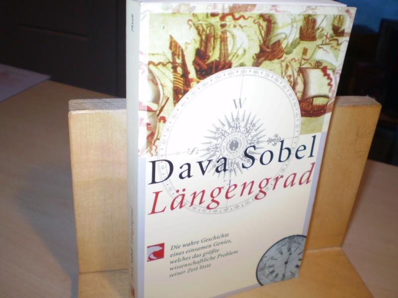 LÄNGENGRAD. Die wahre Geschichte eines einsamen Genies, welches das größte wissenschaftliche Problem seiner Zeit löste.