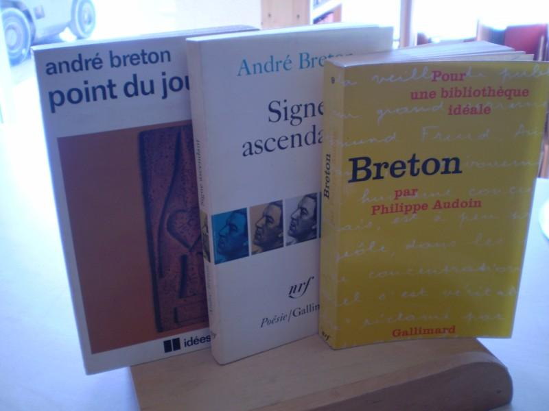 POINT DU JOUR; SIGNE ASCENDANT; BRETON.