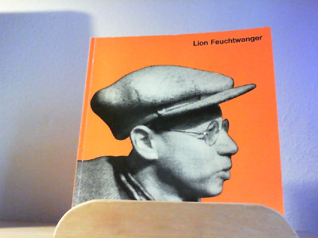 Foto des Verkäufers  Feuchtwanger, Lion:  Lion Feuchtwanger. 1884 - 1958., Akademie der Künste 13.April - 11.Mai 1969.