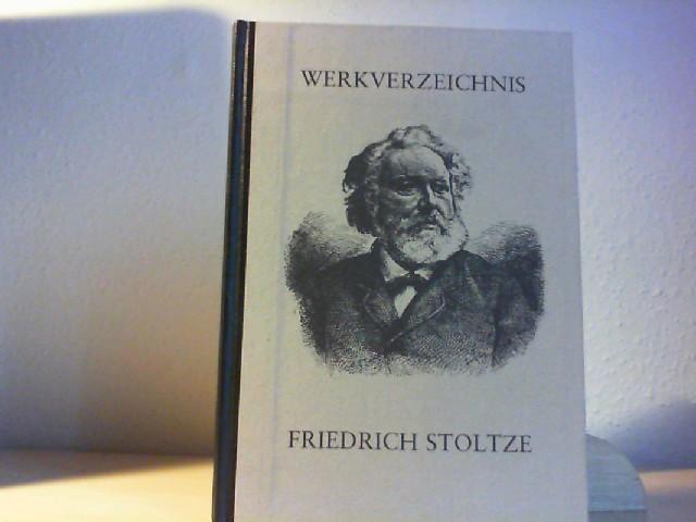 Werkverzeichnis Friedrich Stoltze. bearb. von unter Mitw. von Dore Struckmeier-Schubert u. Andrea Wölbing. Hrsg. von d. Vereinigung d. Freunde u. Förderer d. Stoltze-Museums e.V. Frankfurt a.M.