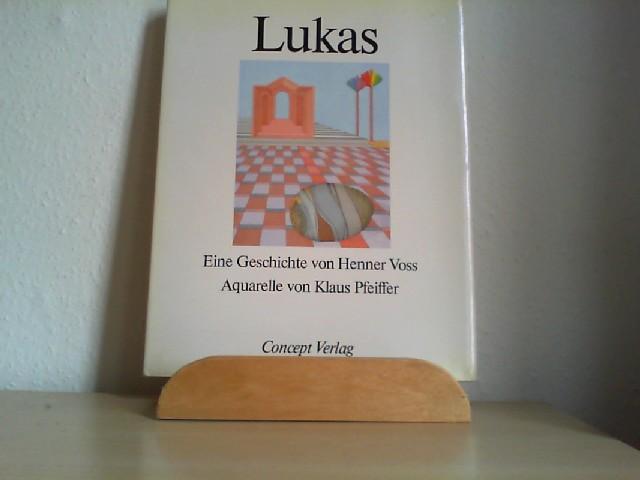 Lukas - Probeexemplar von Pfeiffer und Voss .