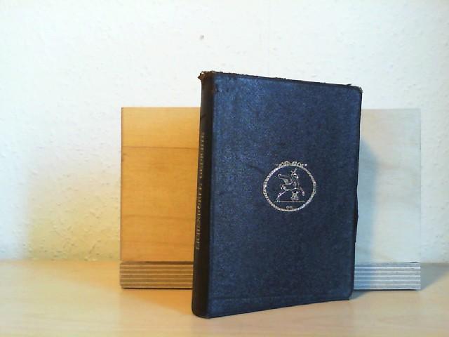 EICHENDORF, JOSEPH von: Gedichte.  ausgewählt von Emil Strauss. Pantheon-Ausgabe.