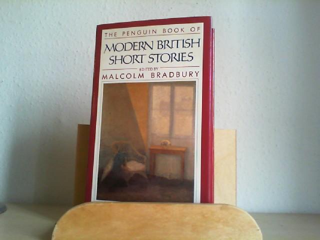 The Penguin Book of Modern British Short Stories.