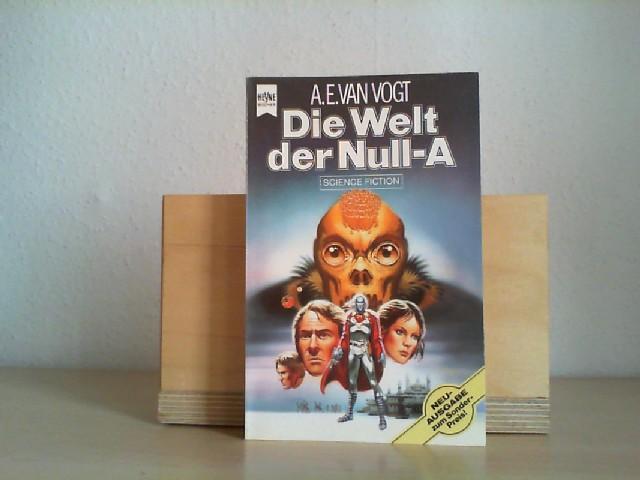 Van Vogt, Alfred Elton (Verfasser): Welt der Null-A : Science-fiction-Roman. Alfred Elton van Vogt. [Dt. Übers. von Walter Brumm] / Heyne-Bücher / 6 / Heyne-Science-fiction & Fantasy ; Nr. 3925 : Science-fiction Sonderausg., Neuausg.