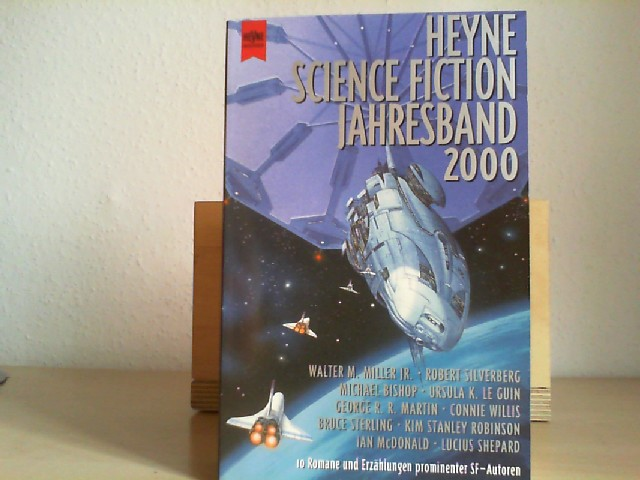 Heyne-Science-Fiction-Jahresband; Teil: 2000. Heyne-Bücher / 6 / Heyne-Science-fiction & Fantasy ; Bd. 6342 : Science-fiction Orig.-Ausg.