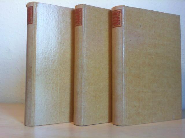 Steig, Reinhold (Hrsg.): Achim von Arnims Werke. 3 Bände, komplett.