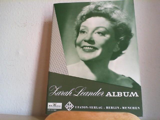Zarah Leander Album.