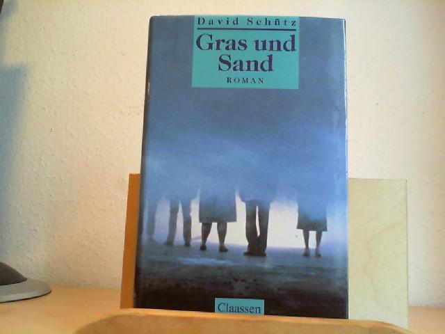 Schütz, David (Verfasser): Gras und Sand : Roman. David Schütz. Aus dem Hebr. von Judith Brüll-Assan und Ruth Achlama