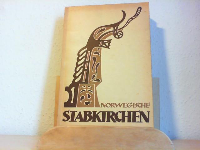 Norwegische Stabkirchen.