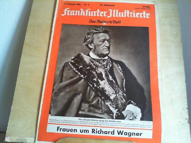 Frankfurter Illustrierte. 4. Februar 1951, Nr. 5, 39. Jahrgang. Das Illustrierte Blatt.