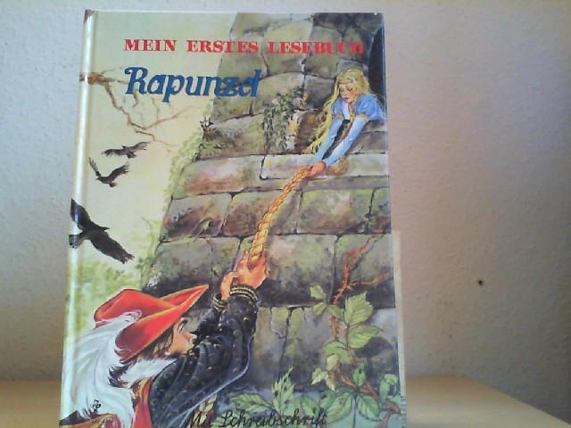 Rapunzel. nach d. Fassung von Lucy Kincaid. Mit Bildern von Georgina Hargreaves. Ins Dt. übers. u. bearb. von Gisela Fischer / Mein erstes Lesebuch