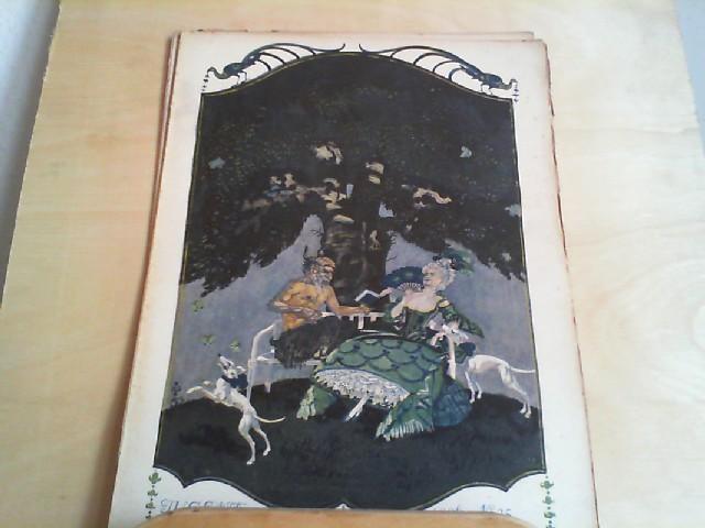 JUGEND. 12.06.1906. Münchner illustrierte Wochenschrift für Kunst und Leben. Begründet von Dr. Georg Hirth.