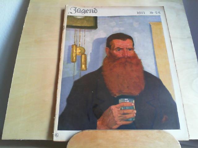 JUGEND. 04.07.1917. Nr. 28. Münchner illustrierte Wochenschrift für Kunst und Leben. Begründet von Dr. Georg Hirth.