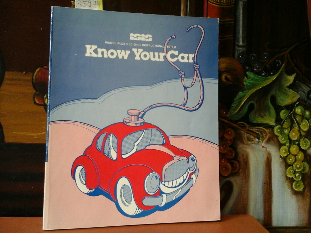 Know your car. Individualized science instructional system.