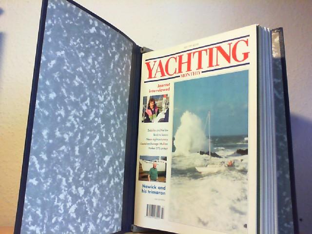 Yachting. Monthly. 1991. Vol. 153. , No.1019 - July, No.1020 - August, No.1021 - September, No.1022 - October, No.1023 - November,  No.1024 - December. Herausgegeben von Lynn Hall. No. 1019 - 1024. 6 Hefte