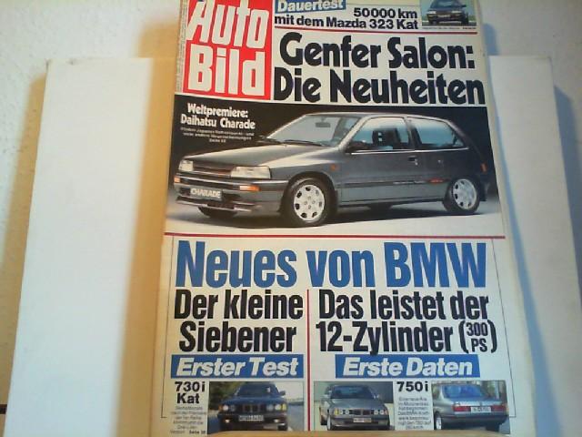 Auto Bild. 02.03.1987. Nr.10.