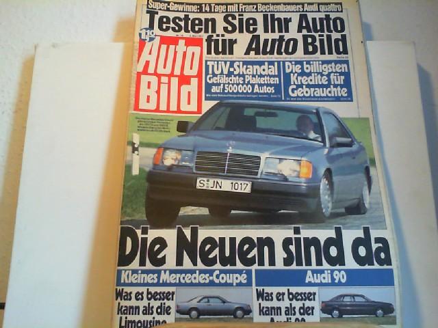 Auto Bild. 04.05.1987. Nr.19.