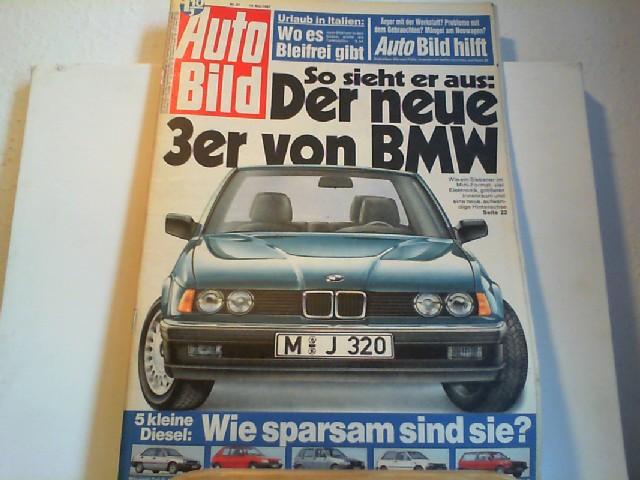 Auto Bild. 18.05.1987. Nr.21.