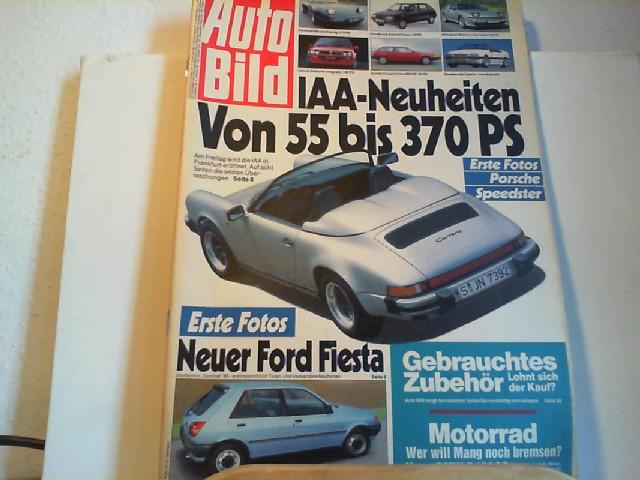 Auto Bild. 07.09.1987. Nr.37.