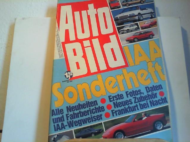 Auto Bild. IAA Sonderheft.