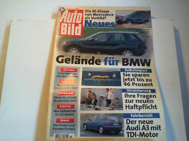 Auto Bild. 06.07.1996. Nr.27.