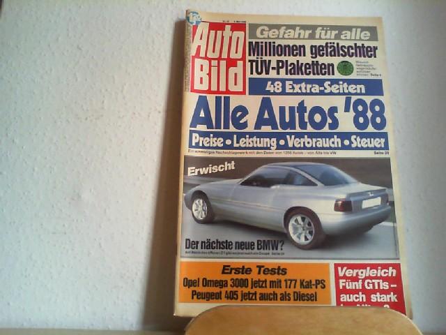 Auto Bild. 09.05.1988. Nr.19.