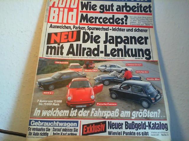Auto Bild. 23.02.1987. Nr.9.