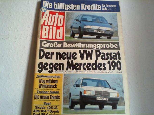 Auto Bild. 25.04.1988. Nr.17.