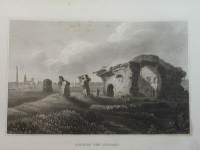 Bulgar Ruinen.
