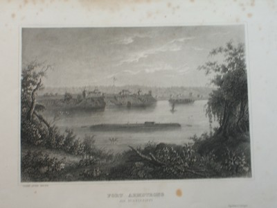 Fort Armstrong (am Mississippi).