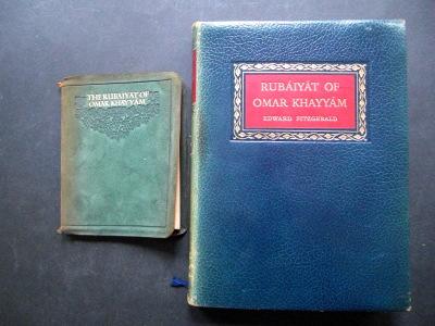 The Rubáiyát of Omar Khayyám. Weitere Ausgabe vorhanden. Beschreibung siehe unten.