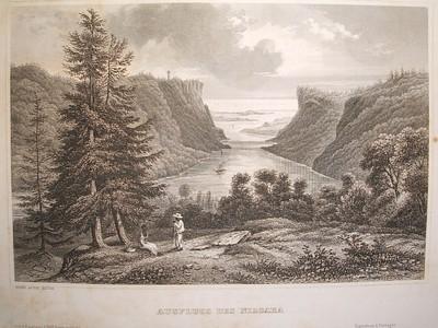 Ausfluss des Niagara.